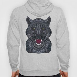 Classic Black Panther Hoody