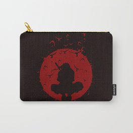 Ninja Silhouette Carry-All Pouch