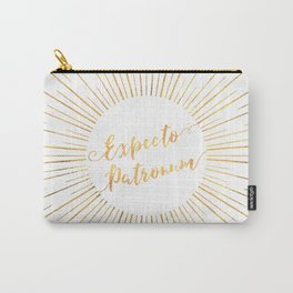 Expecto Patronum Carry-All Pouch