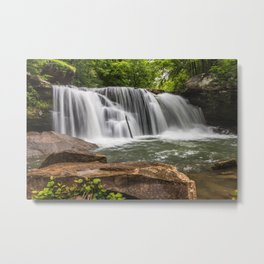 Mill Creek Falls, Ansted, West Virginia Metal Print