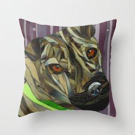 Puppy Love 2 Throw Pillow