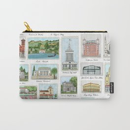 Oakland Landmarks Carry-All Pouch