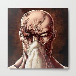 Demon Eye Metal Print