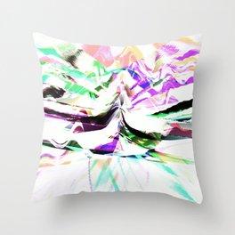 Daily Design 97 - Shangri-La Throw Pillow