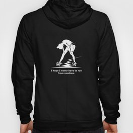 Running from Zombies Hoody