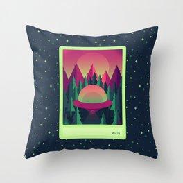 Proof #419 Throw Pillow