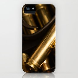7 mm Bullets iPhone Case