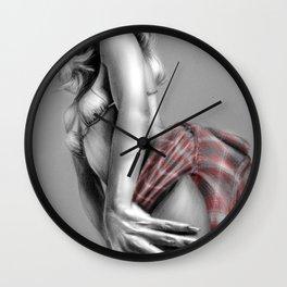 + Lithium + Wall Clock
