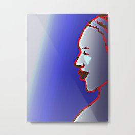 LUZ - LIGHT Metal Print