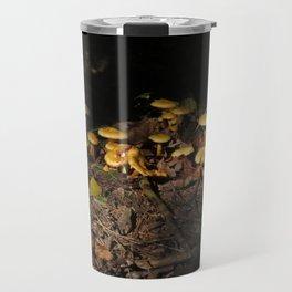 Mushrooms in the Spotlight #1 Travel Mug