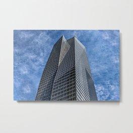 New York City, Manhattan, skyscraper (2019-GNY3) Metal Print