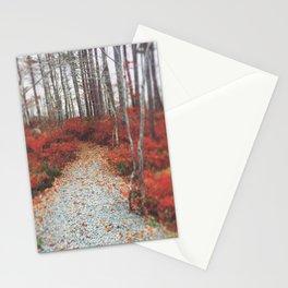 Autumn Wanderlust Stationery Cards
