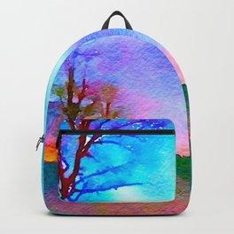 Rainbow, The Eden of Creativity Backpack