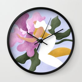 How to soar Wall Clock