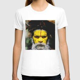 Papua New Guinea: Huli Wigman T-shirt