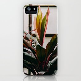 Hothouse iPhone Case