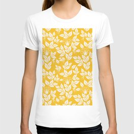 Leaves Pattern 11 T-shirt