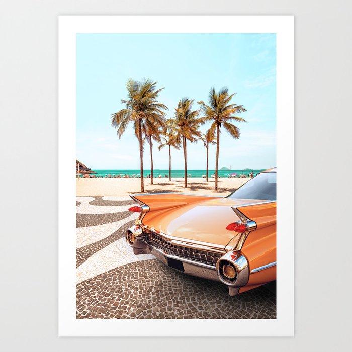Copacabana Kunstdrucke