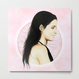 Camila Cabello Metal Print