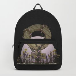Gender Symbol - Retro Backpack