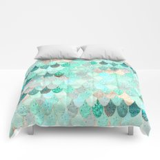 SUMMER MERMAID Comforters