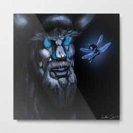 Another Time Metal Print