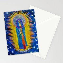 """Mary: """"Let it Be"""" Stationery Cards"""