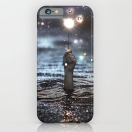 magic wand iPhone Case