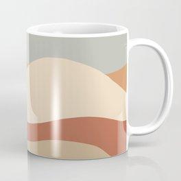 Rolling Hills - Earth Tones Coffee Mug
