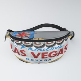 Welcome to Fabulous Las Vegas Fanny Pack