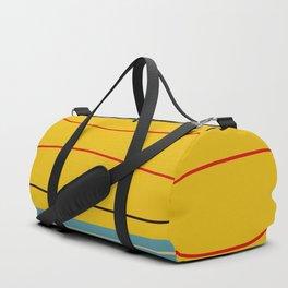 Minimal Abstract Art - Badalisc Duffle Bag
