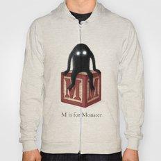 M is for Monster Hoody