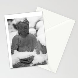 Buddha in Himalaya Stationery Cards