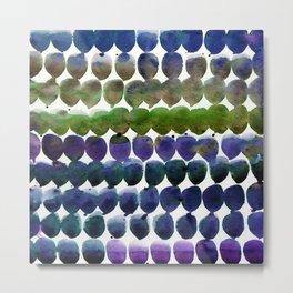 Color Jewels 9-2l by Kathy Morton Stanion Metal Print
