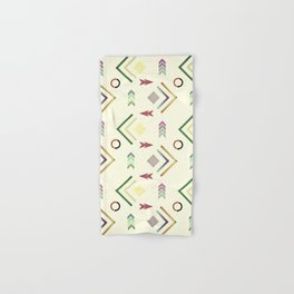 Arrows Pattern Hand & Bath Towel