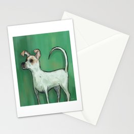 Green Linus Stationery Cards