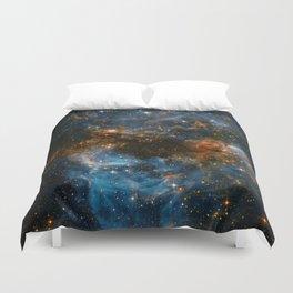 Galaxy Storm Duvet Cover