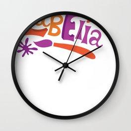 LabElla Wall Clock