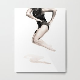 Tanisha - Dancer Series 2 Metal Print