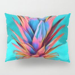 Colorful Pineapple, Ananas fruit Pillow Sham