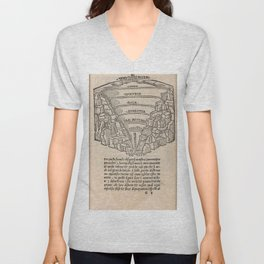 Overview of Hell Unisex V-Neck