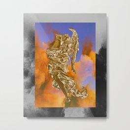 Ange Metal Print