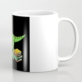 Velocireader Dinosaurs School School Books Motif Coffee Mug