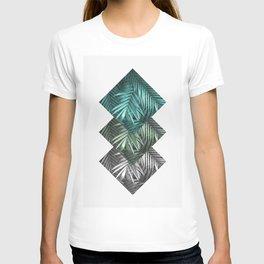 Botanic and green T-shirt