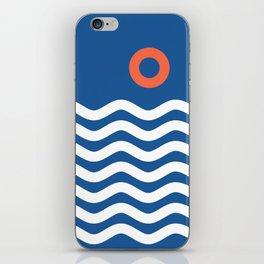 Nautical 03 Seascape iPhone Skin