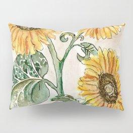 Sunflower Seeds Pillow Sham