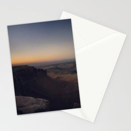 Night View Stationery Cards