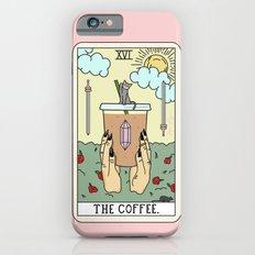 COFFEE READING iPhone 6s Slim Case