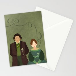 String (Jane Eyre) Stationery Cards