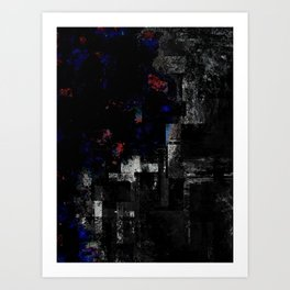 Psitechture #002 Art Print